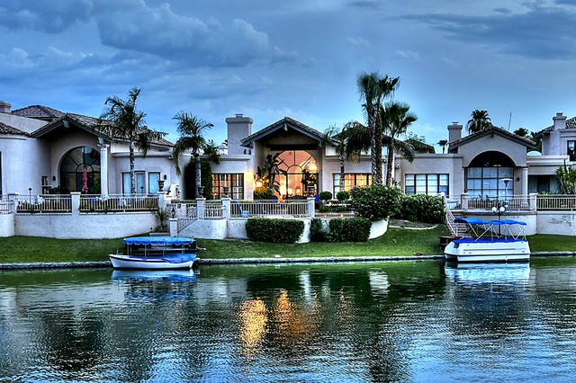 Waterfront Homes For Sale In Texas